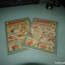 Cómics: JAIMITO, 2 PESETAS, NUMEROS 618 Y 534, 18 EUROS EL NUMERO. Lote 262945135