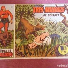 Cómics: EL HOMBRE ENMASCARADO.Nº5.. Lote 262954635