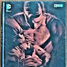 Cómics: CRISIS FINAL INTEGRAL - GRANT MORRISON - J.G. JONES + VVAA - DC COMICS - ECC EDICIONES 2014. Lote 262985000