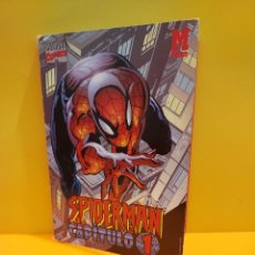 Cómics: SPIDERMAN.....CAPITULO 1...AMARGA LECCION....MARVEL COMICS Y ĎIARIO MARCA..... Lote 263010920