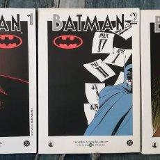 Cómics: BATMAN 1, 2 Y 3 COLECCION GRANDES HEROES DEL COMIC 2003. Lote 263030490