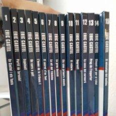 Comics : COLECCIÓN COMPLETA ERIC CASTEL (CATALÁ). Lote 263117595