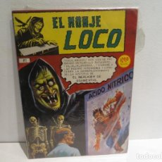 Cómics: EL MONJE LOCO NUMERO 2 DE EDIT.MINA 15 JULIO DEL 1967 MUY BUEN ESTADO,RARO. Lote 263143550