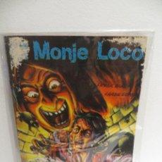 Cómics: EL MONJE LOCO NUMERO 170 DE EDIT. MAYO DEL 1972 BUEN ESTADO,RARO. Lote 263144060