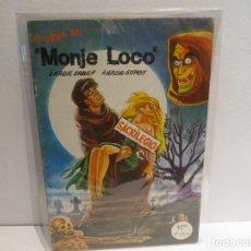 Cómics: EL MONJE LOCO NUMERO 171 DE EDIT, MAYO DEL 1972 MUY BUEN ESTADO,RARO. Lote 263144185