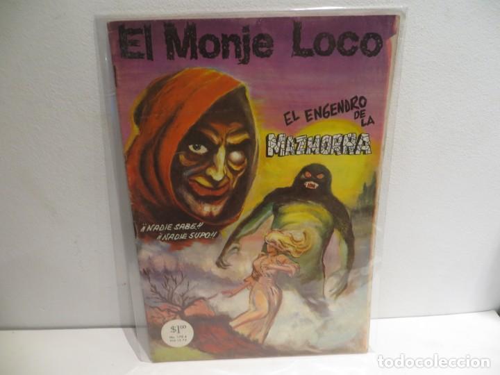 EL MONJE LOCO NUMERO 173 DE EDIT, MAYO DEL 1973 MUY BUEN ESTADO,RARO (Tebeos y Comics Pendientes de Clasificar)