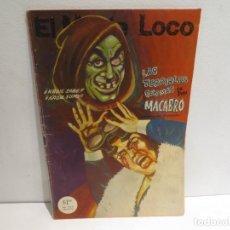 Cómics: EL MONJE LOCO NUMERO 174 DE EDIT, MAYO DEL 1973 MUY BUEN ESTADO,RARO. Lote 263144295
