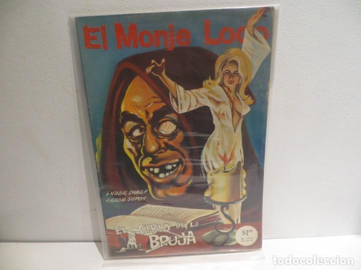 EL MONJE LOCO NUMERO 175 DE EDIT, MAYO DEL 1973 MUY BUEN ESTADO,RARO (Tebeos y Comics Pendientes de Clasificar)
