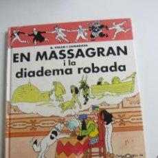 Cómics: MASSAGRAN - Nº 12 - EN MASSAGRAN I LA DIADEMA ROBADA - R. FOLCH I CAMARASA - MADORELL E11. Lote 263168960