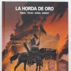 Cómics: LA ORDA DE ORO, DUVAL-PÉCAU-GUÉRA-KORDEY (PONENT MON, 2019). Lote 263174385