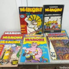 Cómics: LOTE MAKOKI 11 EJEMPLARES. Lote 263661970