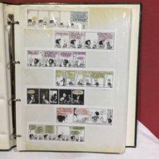 Cómics: PRECIOSO ÁLBUM COLECCIONABLE CÓMICS MAFALDA AÑOS 60/70 . VER FOTOS . COLECCION PRIVADO. Lote 263952795