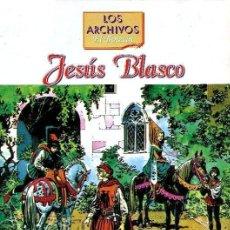 Cómics: JESÚS BLASCO. LOS ARCHIVOS EL BOLETÍN 7. Lote 264027690