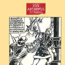 Cómics: LOS PRIMEROS TEBEOS (ENRIC BADIA ROMERO) ARCHIVOS EL BOLETIN Nº 2. Lote 264028425