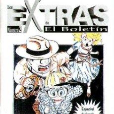 Cómics: MITOS ANIMADOS LOS EXTRAS DEL BOLETIN Nº 2. Lote 264031920