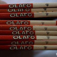 Cómics: OLAFO EL AMARGADO (1,2,3,4,5,6,8,11 Y 12) - ED LA OVEJA NEGRA , 1987. Lote 296843288