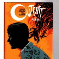 Cómics: OUTCAST (PARIA) 1 - ECC / IMAGE SKYBOUND / TAPA DURA / ROBERT KIRKMAN. Lote 263107390