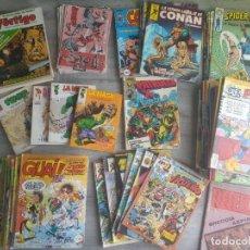 Cómics: LOTE DE 101 COMICS VARIADOS, MARVEL. VINTAGE! FORUM, VÉRTICE, BRUGUERA.... Lote 264329164