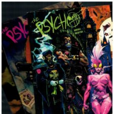 Comics : THE PSYCHO. LIBROS 1,2 Y 3. COMPLETA EDICIONES ZINCO 1992. BUENOS.. Lote 264543859