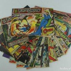 Comics : COLECCION HEROES MODERNOS FLASH GORDON Y EL HOMBRE ENMASCARADO 15 UNIDADES. Lote 264770274