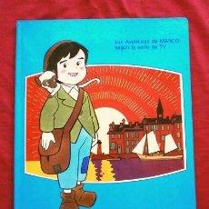 Cómics: MARCO (1977) LAS AVENTURAS DE MARCO SEGÚN LA SERIE DE TELEVISIÓN TV - ED. JAIMES. Lote 265183354