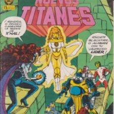 "Cómics: COMIC DC "" NUEVOS TITANES "" Nº 24 VOL.1 ED. ZINCO FRMTO. REVISTA 1984. Lote 265377719"