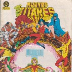 "Cómics: COMIC DC "" NUEVOS TITANES "" Nº 28 VOL.1 ED. ZINCO FRMTO. REVISTA 1984. Lote 265378219"