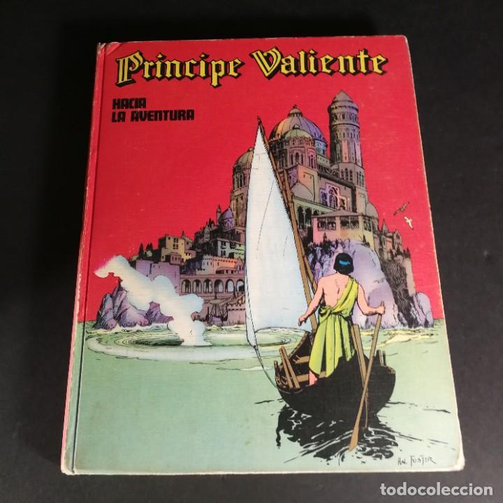 Cómics: COLECCIÓN COMPLETA Principe Valiente 8 Tomos Buru-Lan Burulan del 1 al 8 - OFERTA - Foto 6 - 265409764
