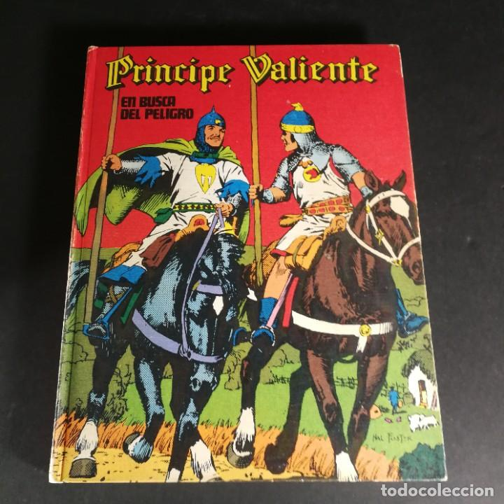 Cómics: COLECCIÓN COMPLETA Principe Valiente 8 Tomos Buru-Lan Burulan del 1 al 8 - OFERTA - Foto 7 - 265409764