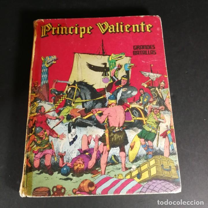 Cómics: COLECCIÓN COMPLETA Principe Valiente 8 Tomos Buru-Lan Burulan del 1 al 8 - OFERTA - Foto 9 - 265409764