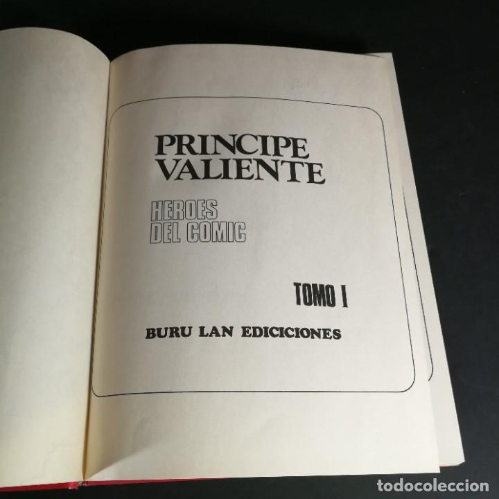 Cómics: COLECCIÓN COMPLETA Principe Valiente 8 Tomos Buru-Lan Burulan del 1 al 8 - OFERTA - Foto 11 - 265409764