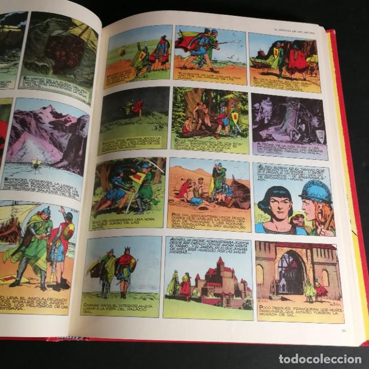 Cómics: COLECCIÓN COMPLETA Principe Valiente 8 Tomos Buru-Lan Burulan del 1 al 8 - OFERTA - Foto 14 - 265409764