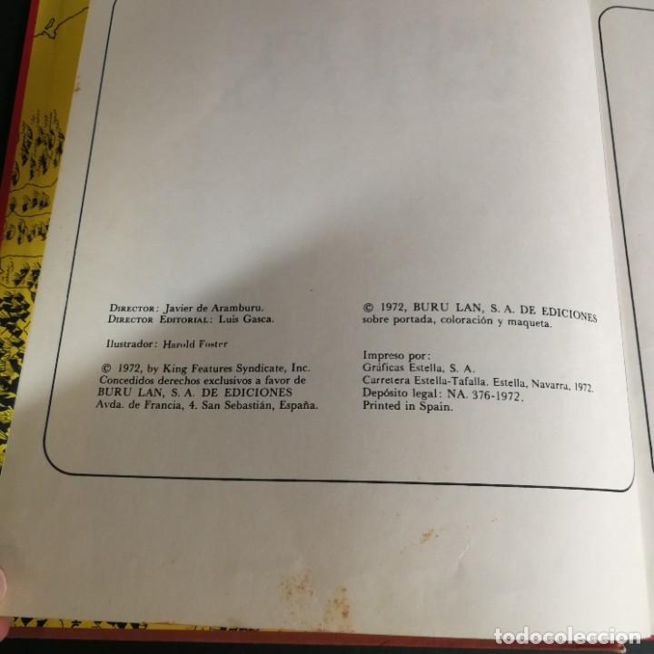 Cómics: COLECCIÓN COMPLETA Principe Valiente 8 Tomos Buru-Lan Burulan del 1 al 8 - OFERTA - Foto 17 - 265409764