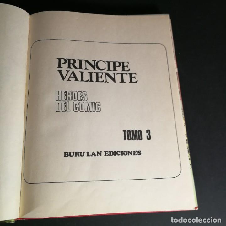 Cómics: COLECCIÓN COMPLETA Principe Valiente 8 Tomos Buru-Lan Burulan del 1 al 8 - OFERTA - Foto 21 - 265409764