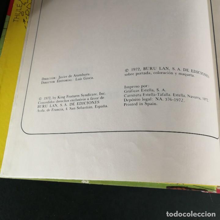 Cómics: COLECCIÓN COMPLETA Principe Valiente 8 Tomos Buru-Lan Burulan del 1 al 8 - OFERTA - Foto 22 - 265409764