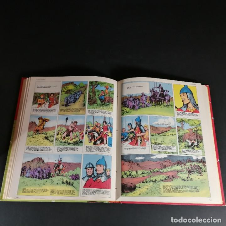Cómics: COLECCIÓN COMPLETA Principe Valiente 8 Tomos Buru-Lan Burulan del 1 al 8 - OFERTA - Foto 25 - 265409764