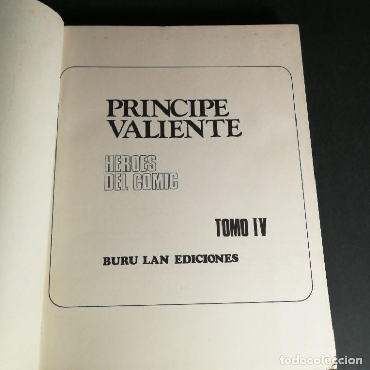 Cómics: COLECCIÓN COMPLETA Principe Valiente 8 Tomos Buru-Lan Burulan del 1 al 8 - OFERTA - Foto 26 - 265409764