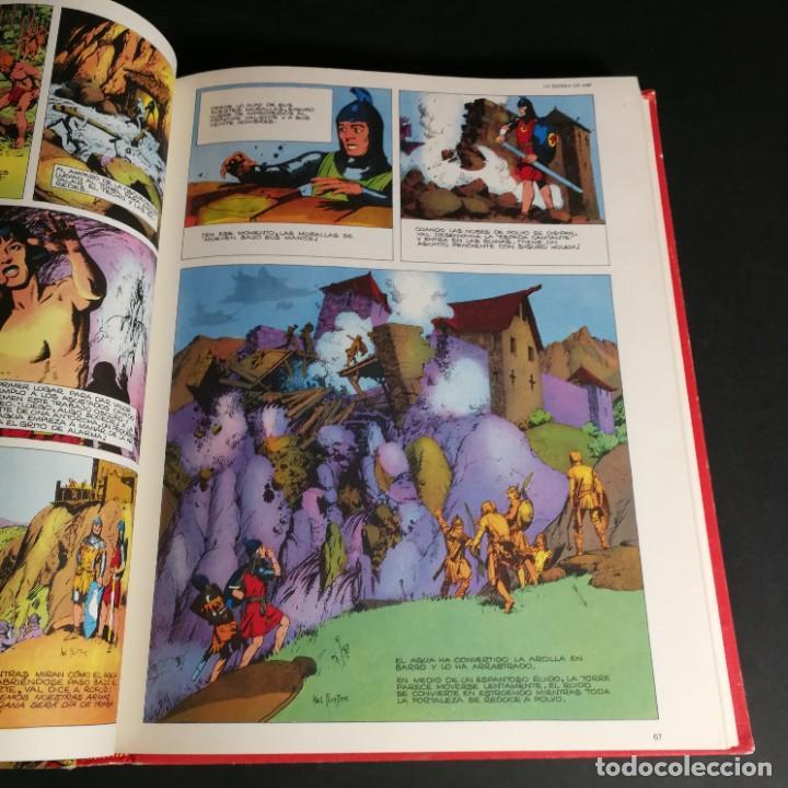 Cómics: COLECCIÓN COMPLETA Principe Valiente 8 Tomos Buru-Lan Burulan del 1 al 8 - OFERTA - Foto 29 - 265409764