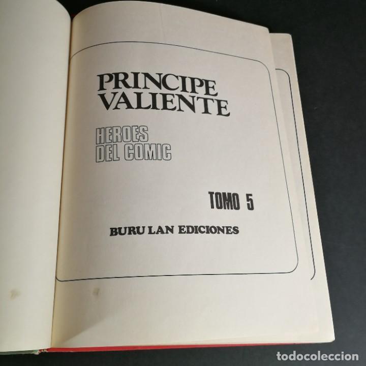 Cómics: COLECCIÓN COMPLETA Principe Valiente 8 Tomos Buru-Lan Burulan del 1 al 8 - OFERTA - Foto 31 - 265409764