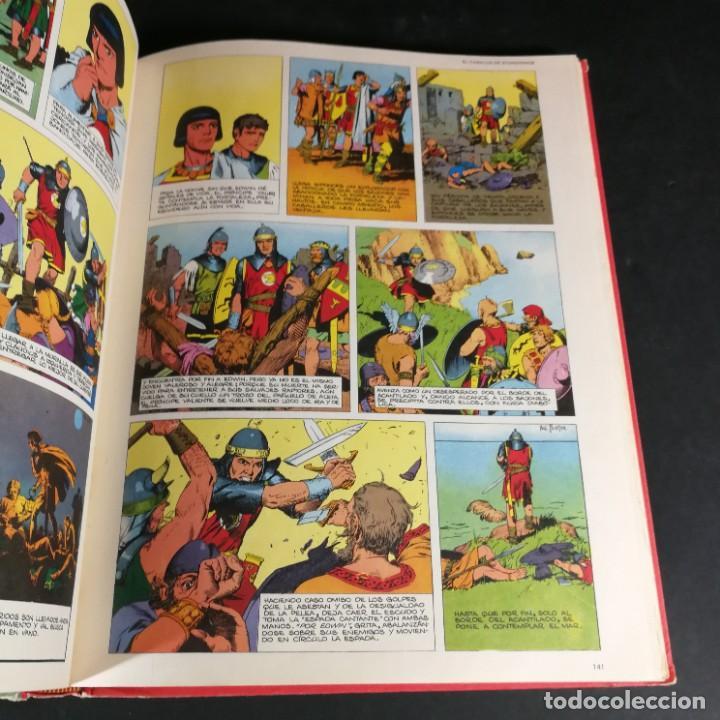 Cómics: COLECCIÓN COMPLETA Principe Valiente 8 Tomos Buru-Lan Burulan del 1 al 8 - OFERTA - Foto 34 - 265409764