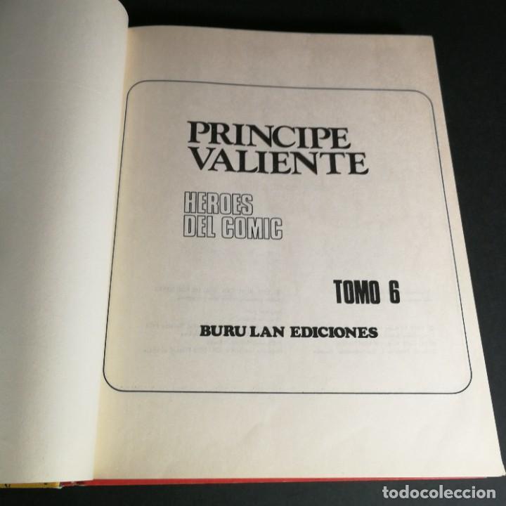 Cómics: COLECCIÓN COMPLETA Principe Valiente 8 Tomos Buru-Lan Burulan del 1 al 8 - OFERTA - Foto 35 - 265409764