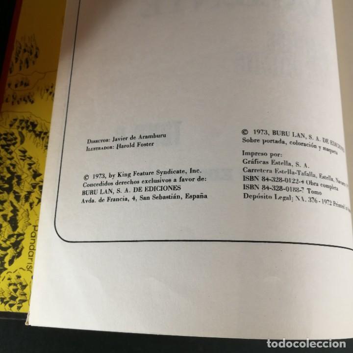Cómics: COLECCIÓN COMPLETA Principe Valiente 8 Tomos Buru-Lan Burulan del 1 al 8 - OFERTA - Foto 36 - 265409764