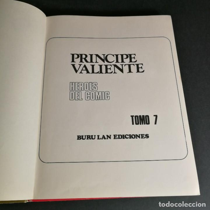 Cómics: COLECCIÓN COMPLETA Principe Valiente 8 Tomos Buru-Lan Burulan del 1 al 8 - OFERTA - Foto 39 - 265409764