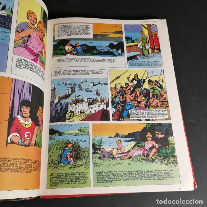 Cómics: COLECCIÓN COMPLETA Principe Valiente 8 Tomos Buru-Lan Burulan del 1 al 8 - OFERTA - Foto 46 - 265409764