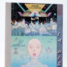 Cómics: COLECCIÓN IMPOSIBLE 3. LA PISTA ATLÁNTICA (MIGUEL CALATAYUD) ARREBATO, 1984. Lote 265476599
