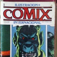 Comics : LOTE DE COMICS. VÍBORA.. ZIPI ZAPE.. MALA IMPRESIÓN.. COMIX. CIMOC. A TOPE. FOTOS.. Lote 265495519
