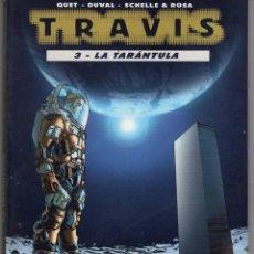 Cómics: TRAVIS Nº 3 LA TARANTULA (QUET / DUVAL / SCHELLE & ROSA) RECERCA - IMPECABLE - SUB01M. Lote 265739754