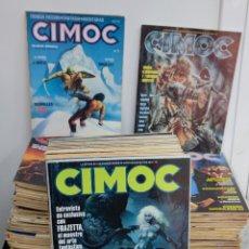 Fumetti: LOTE CÓMIC CIMOC 90 NÚMEROS. Lote 265904593