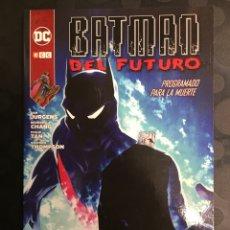 Cómics: BATMAN DEL FUTURO N.3 PROGRAMADO PARA LA MUERTE DC ECC ( 2016/2017 ). Lote 265916903
