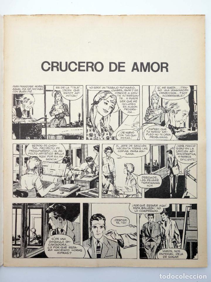 Cómics: CHICAS AUDACES 10. LA CHICA DEL 13 (Jacques & Francois Gall / Paul Gillon) Druida, 1982. OFRT - Foto 3 - 266050473